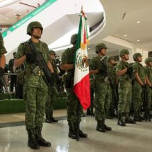 Morena, dispuesto a modificar dictamen de Guardia Nacional: Monreal