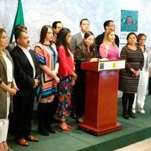 «Ya se habían tardado»: PRD sobre salida de 9 de sus diputados