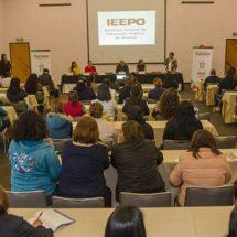 Imparte IEEPO diplomado a educadoras para fomentar la lectura en infantes