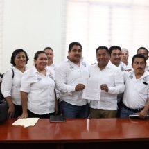 Dirigente sindical reconoce liderazgo de Dávila