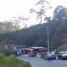 Reportan otro bloqueo en la región de la Costa