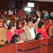 Garantiza Legislativo estado de derecho en municipios