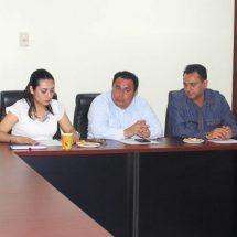 De la mano inician agenda Congreso y Unidad Técnica del Organismo Fiscalizador