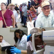 Inicia DIF Tuxtepec valoración  para cirugías visuales que realizarán médicos extranjeros
