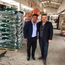 Dávila fortalece gestión para construcción de Central de Abastos en Tuxtepec