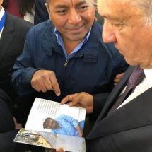 El tequio y la Central de Abastos con ruta para Tuxtepec: Dávila