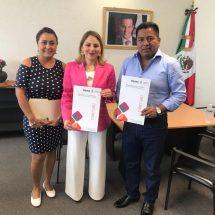 Firma Dávila convenio de colaboración con CORETURO