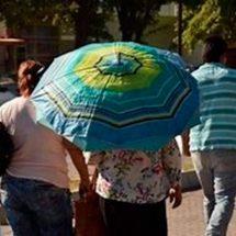 El clima de hoy y mañana en México prevé muchas lluvias y mucho calor
