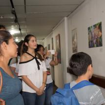 """Inauguran Galería de Arte """"Esencia Cuenqueña"""" en Casa de Cultura de Tuxtepec"""