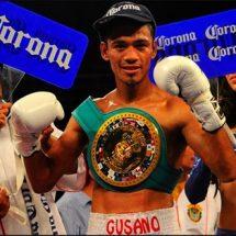 """¡""""Gusano"""" Rojas retiene Título Internacional!"""
