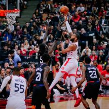 RAPTORS DOMINA A LOS CLIPPERS!