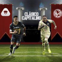EL CLÁSICO CAPITALINO AMÉRICA VS PUMAS LLEGA A 150 EDICIONES