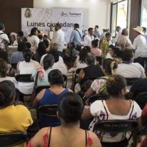 Estoy comprometido con la gente de Tuxtepec: Dávila