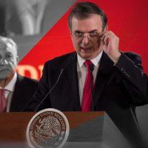 México y EU pactarán inversión por 4.8 billones de dólares: SRE
