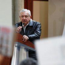Búsqueda de desaparecidos, sin límite presupuestal: AMLO