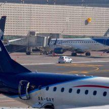 Aeroméxico suspende temporalmente operación de sus Boeing 737 MAX 8