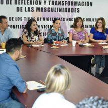 Legislativo comprometido en combatir violencia contra mujeres