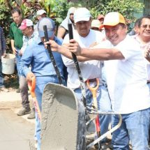 Vamos a seguir trabajando para todos y vendrán más tequios para Tuxtepec: Dávila