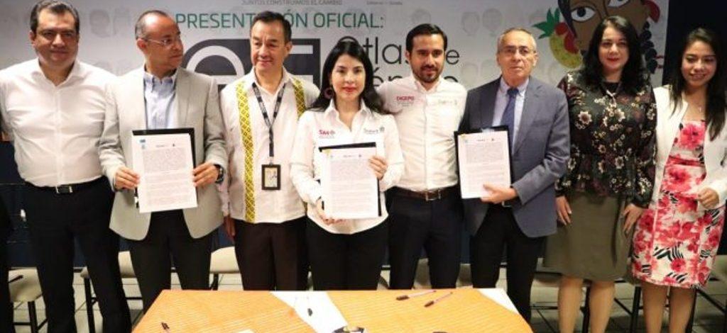Presentan Gobierno del Estado y el INEGI Atlas de Género de Oaxaca