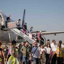 Inauguran ruta aérea Mérida – Oaxaca