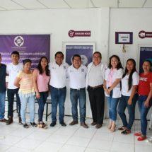 En FHUCUP  caminamos firmes, seguros y más fortalecidos: Octavio Santana Flores