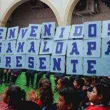 Ayuntamiento y SEV benefician a escuelas de Cosamaloapan