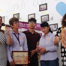 DIF de Cosamaloapan y A.C. MERAKI, promueven plática de prevención de de cáncer infantil