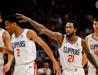 CLIPPERS VENCEN A LOS PACERS!