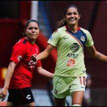¡Campeón América golea 5-1 a Xolos en Liga MX Femenil!