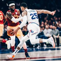 SIXERS SUPERA A LOS PACERS!