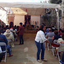 Reconstrucción de templos en Oaxaca, sin licitación de obra