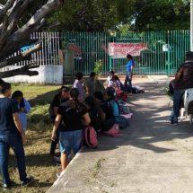 Cumplen un mes sin clases en Tecnológico de Juchitán