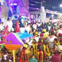 Vive Tehuantepec la fiesta de la hermandad