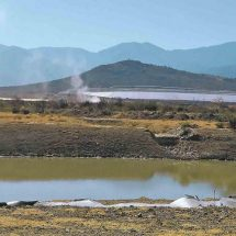 Contaminó mina La Trinidad mantos acuíferos de Magdalena, Ocotlán