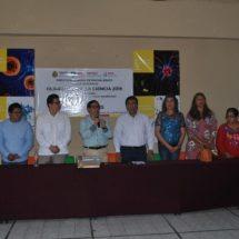 Realizan Olimpiadas de la Ciencia Bachillerato 2019 en escuela Luis A. Beauregard de Cosamaloapan