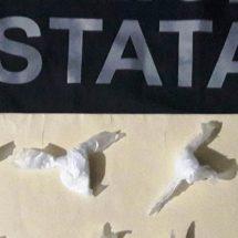 CON SEIS DOSIS DE ESTUPEFACIENTES FUE DETENIDO POR LA POLICÍA ESTATAL