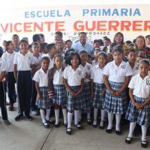 No detendremos apoyos a escuelas,  ni a estudiantes, al contrario las incrementaremos: Dávila