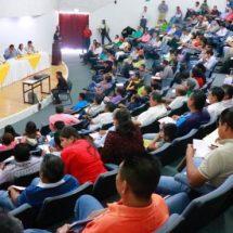 Realizan priorización de obras públicas para el ejercicio 2019 en Xoxocotlán