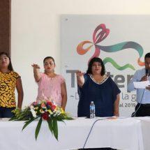 Dávila instala y toma protesta al Comité y a la Unidad de Transparencia