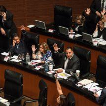 Senado declara elegibles a los aspirantes a integrar la CRE