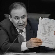 Durazo explicará ante el Senado estrategia nacional de seguridad