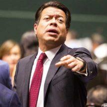 """Con reforma laboral, adiós a extorsión de """"líderes charros"""": Delgado"""