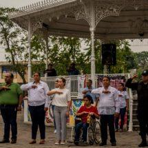 Es claro el compromiso de Dávila para apoyar a las escuelas: Gaudencio López