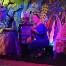 Con gran algarabía coronaron a  Abril y a Sebastián como Reyes Infantiles del Carnaval Tuxtepec 2019