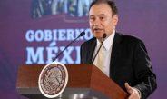 Pide Alfonso Durazo terminar con corrupción que ampara a criminales