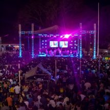 Impresionante asistencia de la gente al Primer Desfile del Carnaval Tuxtepec 2019