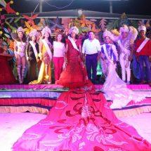 Coronan Dávila y María Luisa Vallejo a Ana Cecilia y Roberto Carlos como reyes del Carnaval Tuxtepec 2019