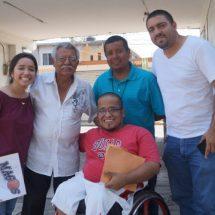 Para el Gobierno de Dávila, las personas con discapacidad son ejemplo de fortaleza y tenacidad
