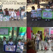 Fomentan en Estancias Infantiles DIF cuidado del Medio Ambiente