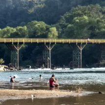 A prevenir, preservar y proteger ríos y balnearios llama Ayuntamiento de Tuxtepec